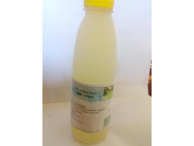 Gels et huiles bios pures et naturelles