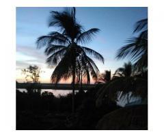 A louer à Bango maison avec vue sur fleuve
