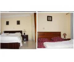 Appartements et chambres meublés à louer